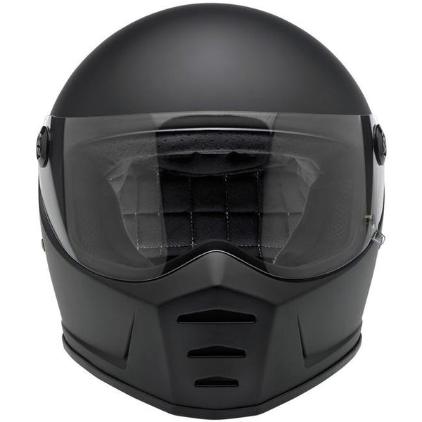 Biltwell Inc. Lane Splitter Helmet - Flat Black