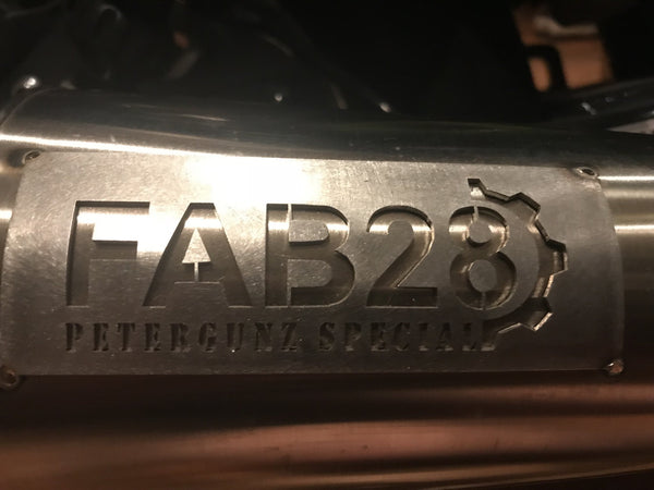 Fab28 Industries Exhaust System - Dyna