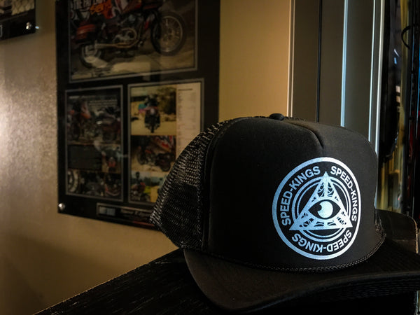 Speed-Kings Logo Trucker Hat