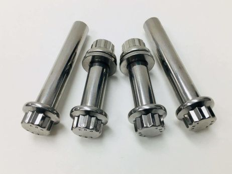 Bare Knuckle Paul FXR ARP Upper and Lower Shock Mount Bolts