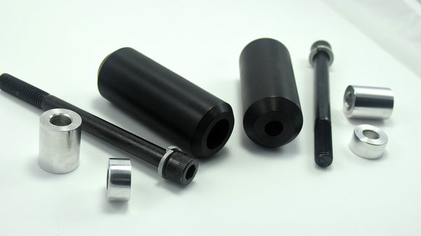 Bung King Upper Shock Mount Frame Sliders