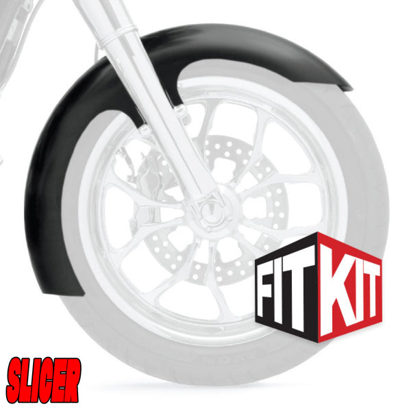 Klock Werks Tire Hugger Front fenders for HD 83-2013 Touring Models