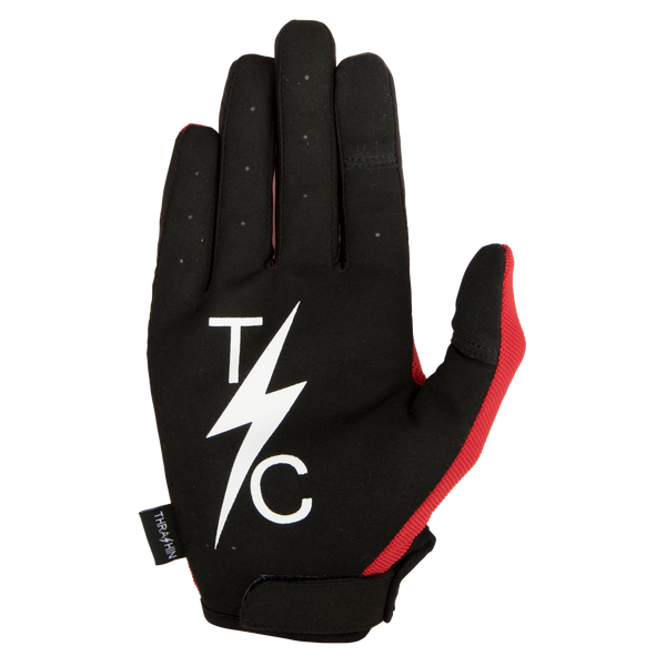 Thrashin Supply Stealth Glove - Red