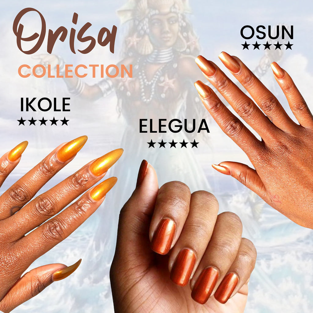 ORISHA Collection | OOO Polish