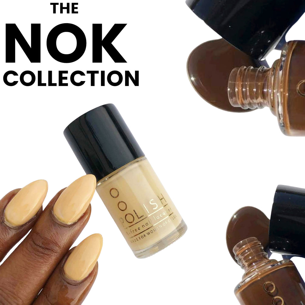 The Nok Collection | OOO Polish