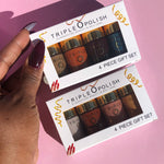 4 Piece Customizable Holiday Gift Set