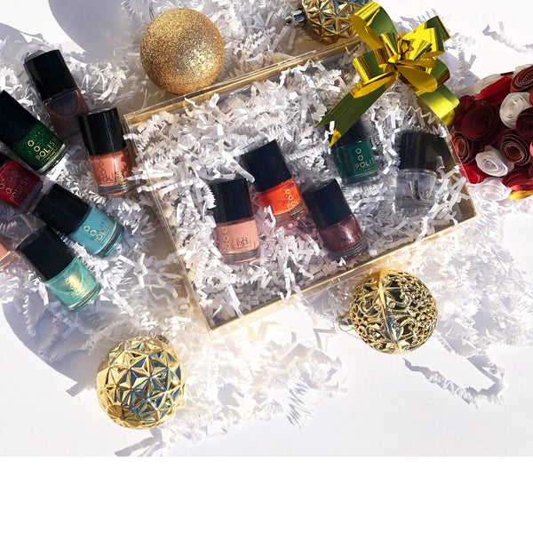 Customizable Holiday Gift Set - OOO Polish