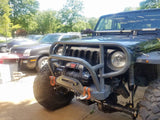 Weld-on Jeep JK Front Bumper
