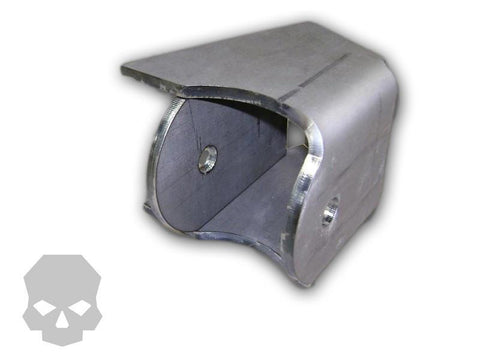 Inner Frame Mount 22.5 Deg Offset (Single) -  Link Bracket - Ballistic Fabrication