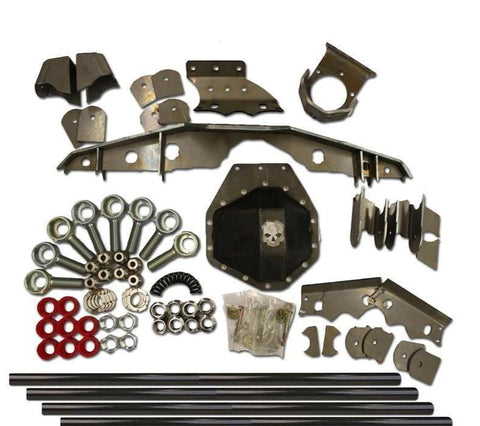 Universal 14 Bolt Complete 4 Link Kit - Ballistic Fabrication