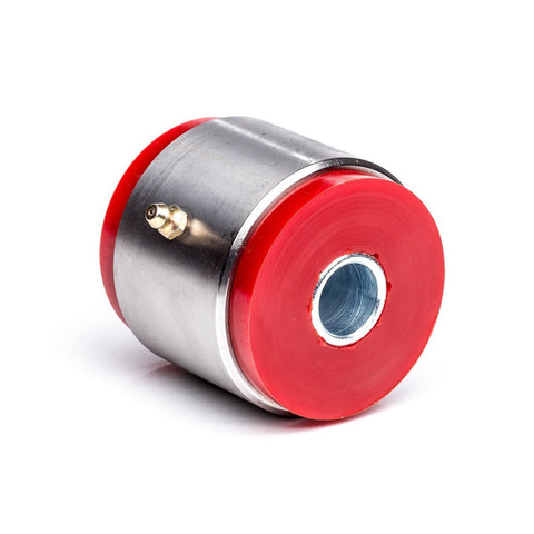 "Ballistic Poly Bushing 2.63"" w/ Weldable Housing -  Suspension Joint - Ballistic Fabrication"