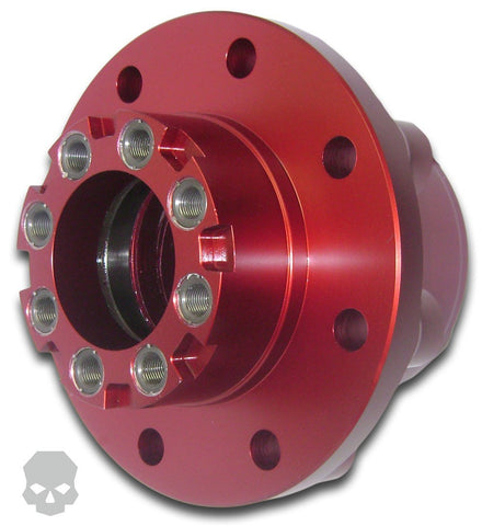 Aluminum Full Float Axle Hubs -  Hubs - Ballistic Fabrication
