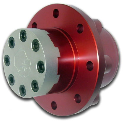 Aluminum Full Float Axle Hubs - Ballistic Fabrication