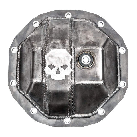 GM 10 Bolt Differential Cover -  Differential Covers - Ballistic Fabrication