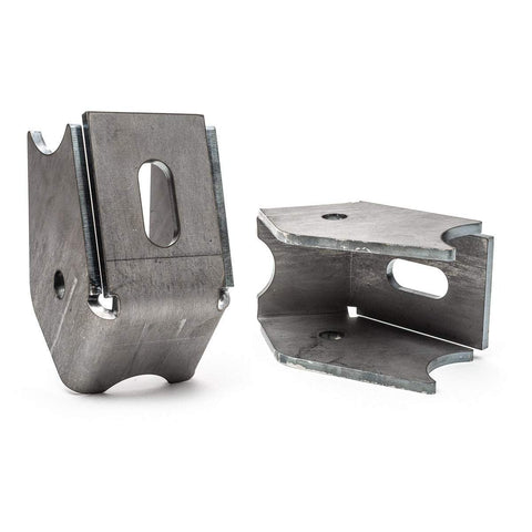 Jeep JK Front Lower Axle Link Brackets -  Jeep - Ballistic Fabrication