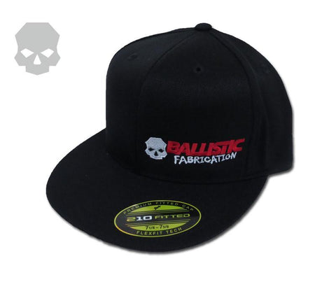 Ballistic Fab Flat-Bill Hat -  Swag - Ballistic Fabrication