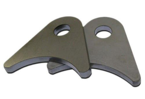 Axle Tube Shock Tabs -  Shock Tabs - Ballistic Fabrication