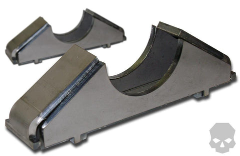 Frame Mount Ballistic Joint / Bushing (Pair) -  Leaf Spring Bracket - Ballistic Fabrication