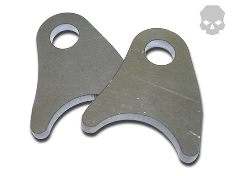 Shock Tabs (2 pieces) -  Shock Tabs - Ballistic Fabrication