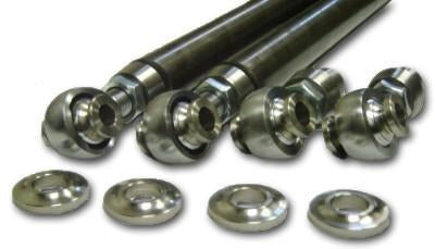 Steering Kit 3/4 in with High Misalignment Spacers -  Steering - Ballistic Fabrication