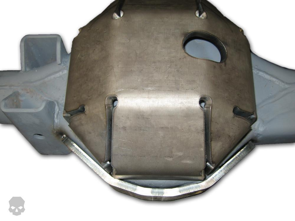 Toyota 8 inch Front Axle Diff Armor