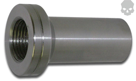 Race Style Chromoly 7/8 in - 14 tpi Tube Adapter 1.0 in - 1.5 in -  Tube Adapter - Ballistic Fabrication