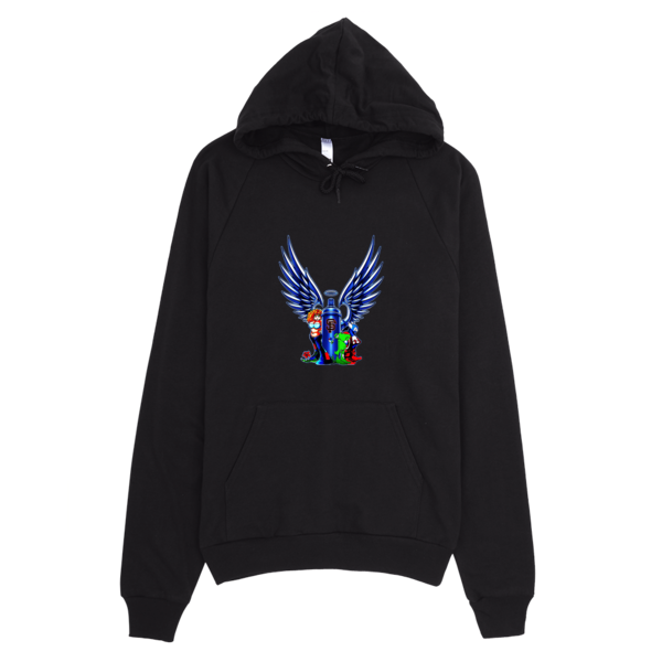 Men's Hoodie with SFMOS 2016 Logo & Poster