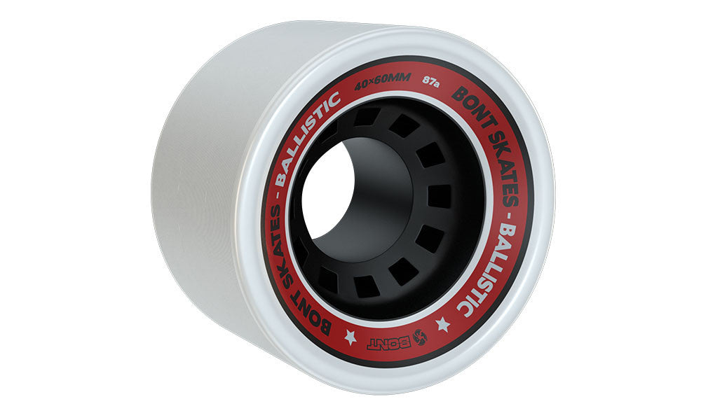 Ballistic Wheels 8pk