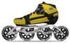 Pursuit 2pt 195MM Yellow/Black PKG