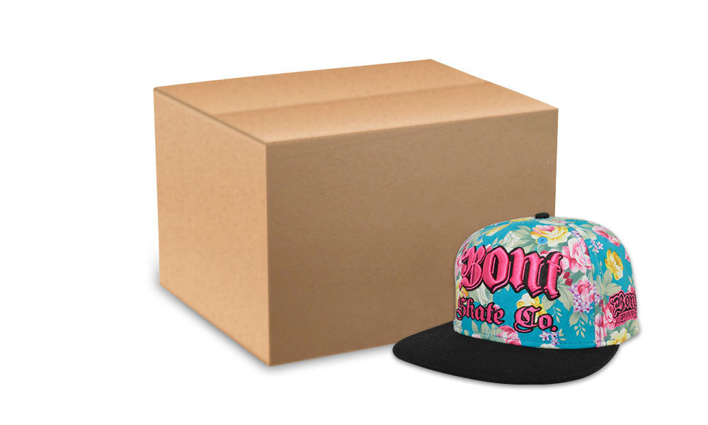 Box of 10 hats