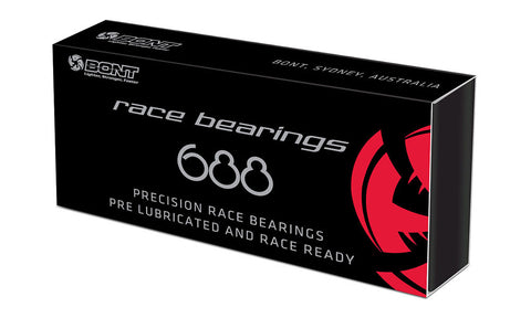 Bont 688 Race Bearings