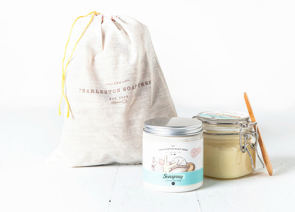 Seaspray Honey Butter & Sugah Scrub Gift Set