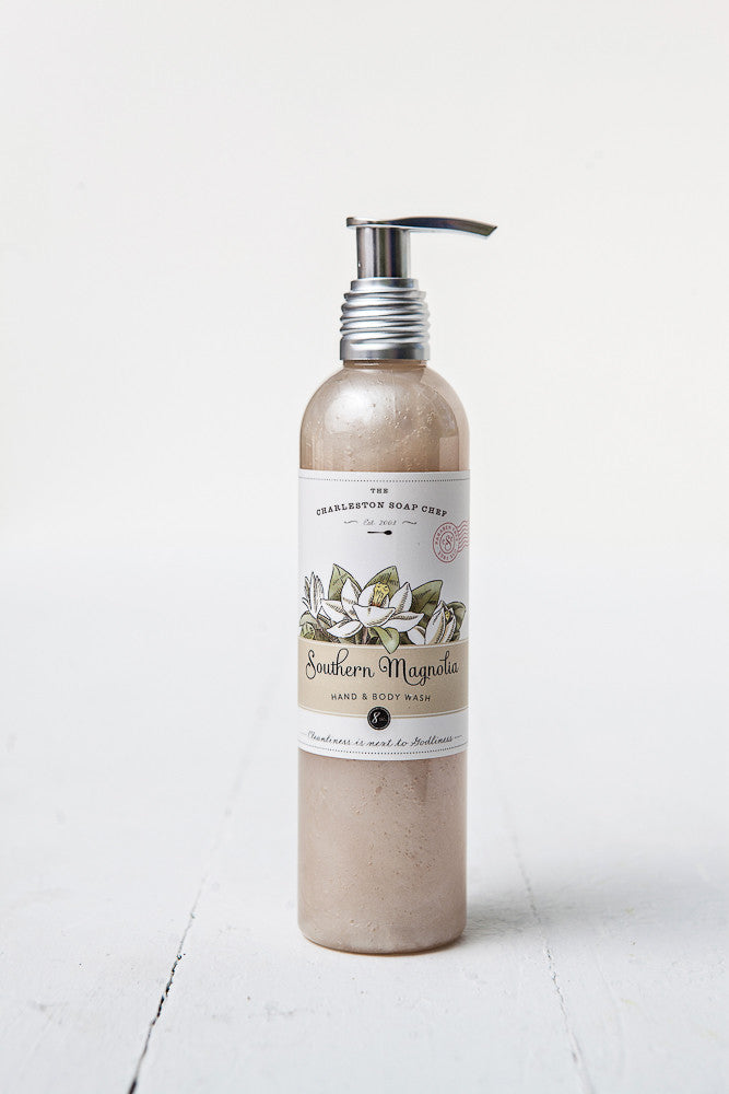 Southern Magnolia Hand & Body Wash