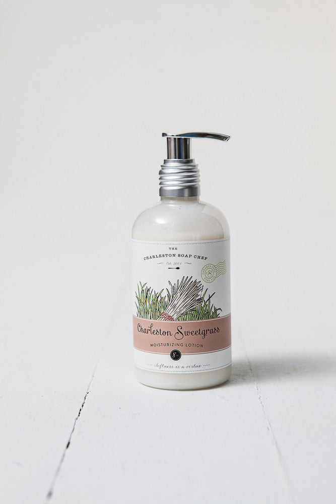 Charleston Sweetgrass Moisturizing Lotion