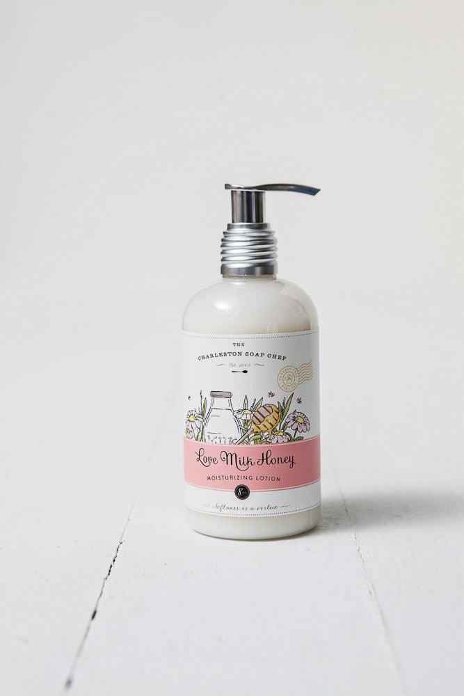 Love Milk Honey Moisturizing Lotion