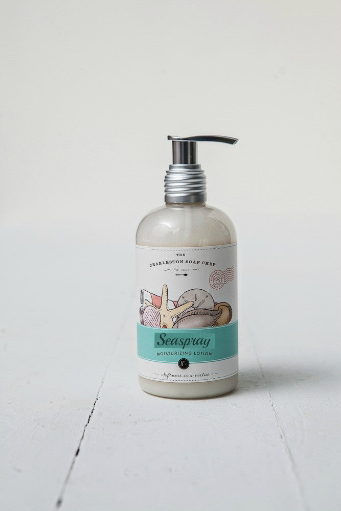 Seaspray Moisturizing Lotion