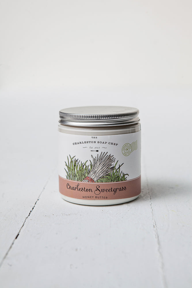 Charleston Sweetgrass Honey Butter