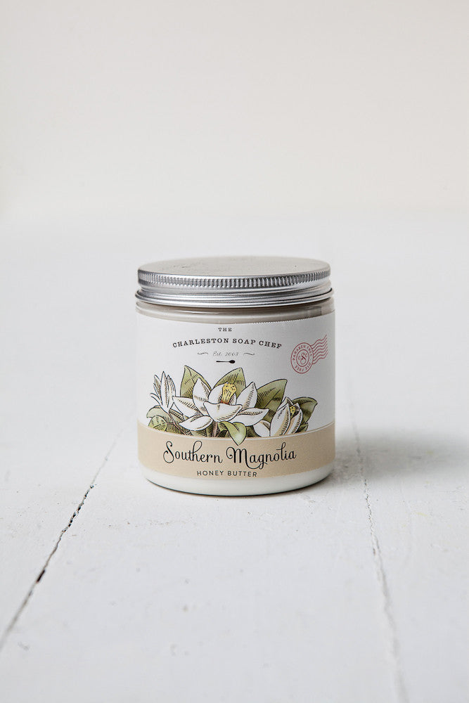 Southern Magnolia Honey Butter