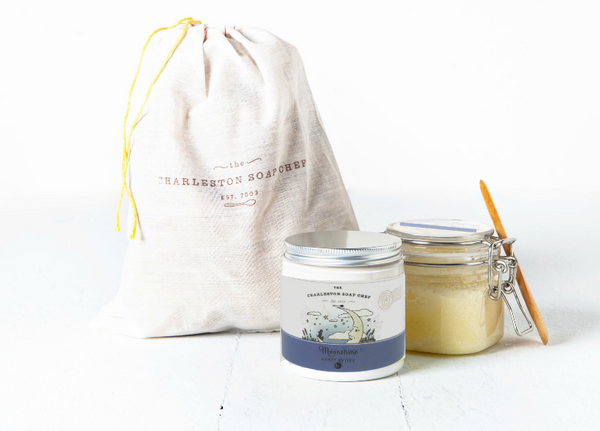 Moonshine Honey Butter & Sugah Scrub Gift Set