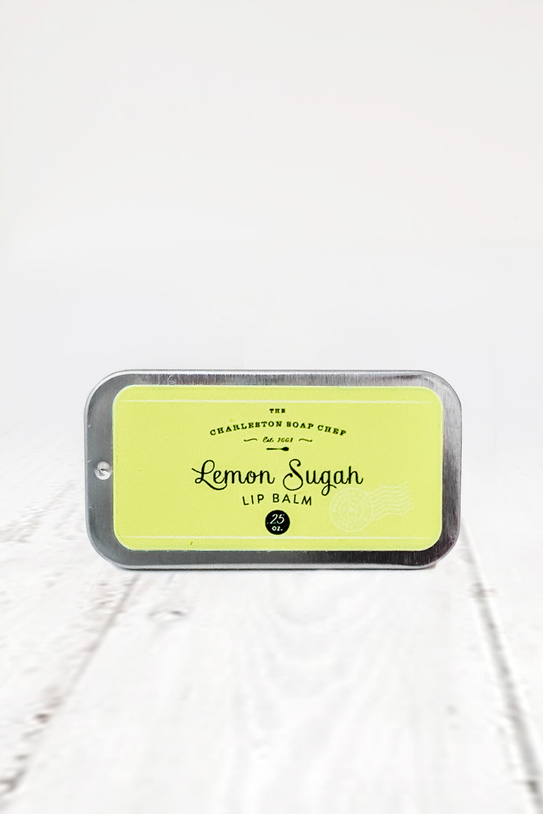 Lemon Sugah Lip Balm