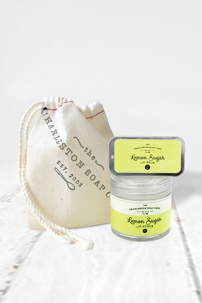 Lemon Sugah Lip Scrub