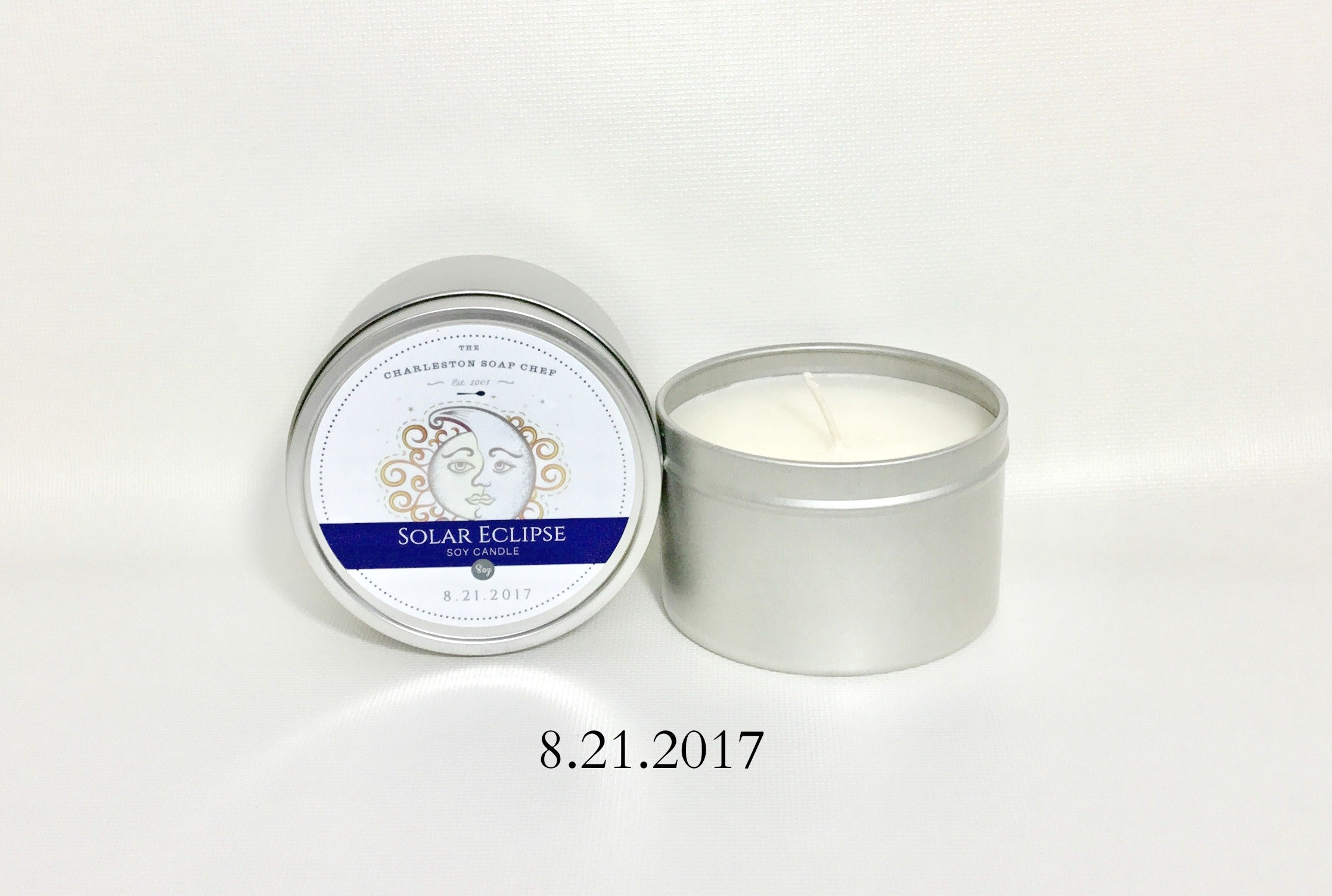Solar Eclipse Soy Candle