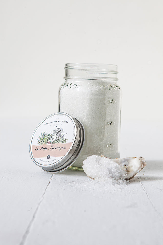 Charleston Sweetgrass Bath Soak