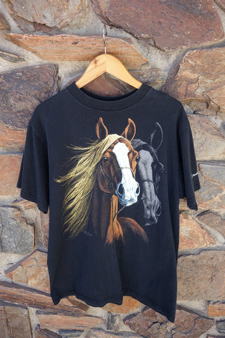 Smith & Wesson Horse Print Tee