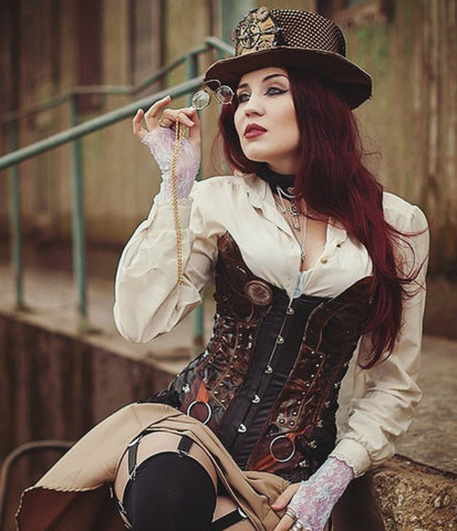Steampunk cothing
