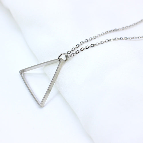 New Arrival! Pendant Triangle Necklace