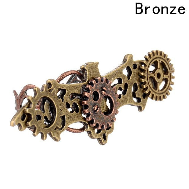 Adjustable Steampunk Rings