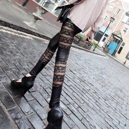 Steampunk Leggings | BESTSELLER