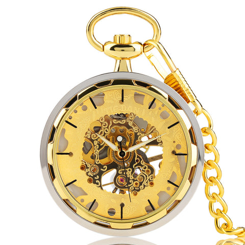 Retro Steampunk Pocket Watch