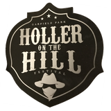 2018 Holler On The Hill Logo Sticker